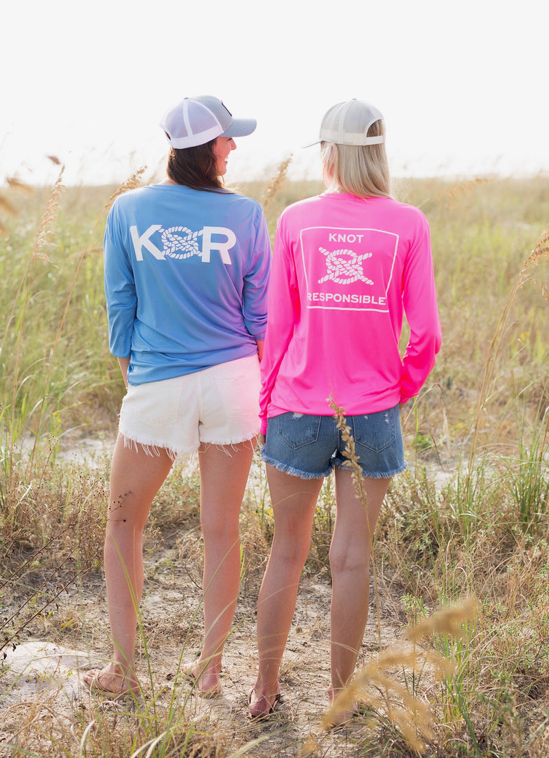 Classic Performance Long Sleeve - Hot Pink