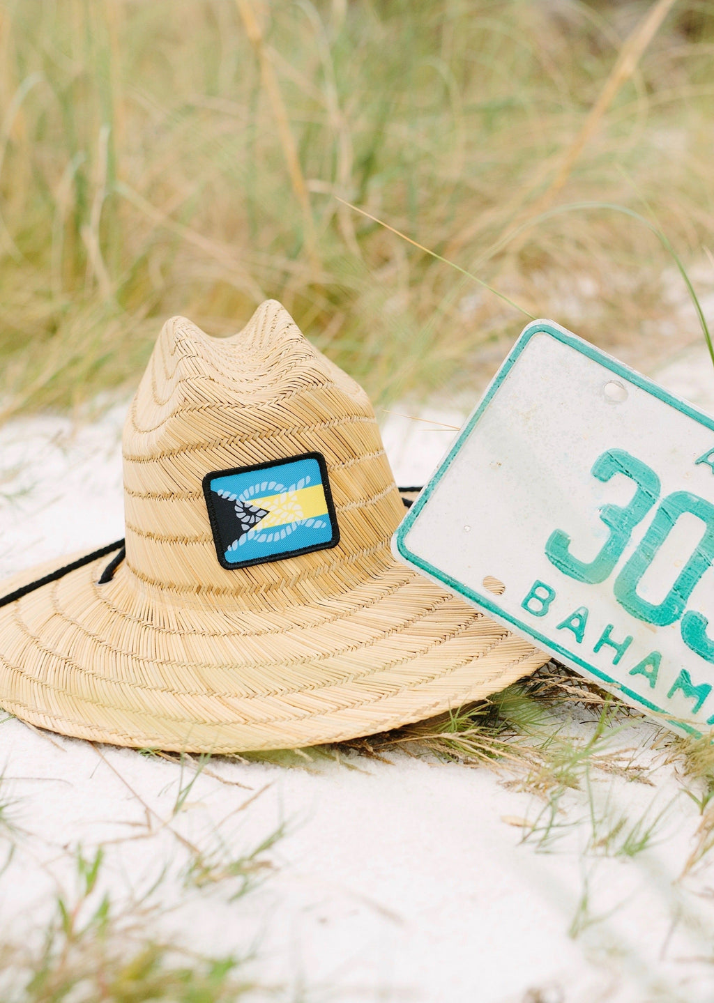Limited Edition Abaco Strong Island Time Straw Hat