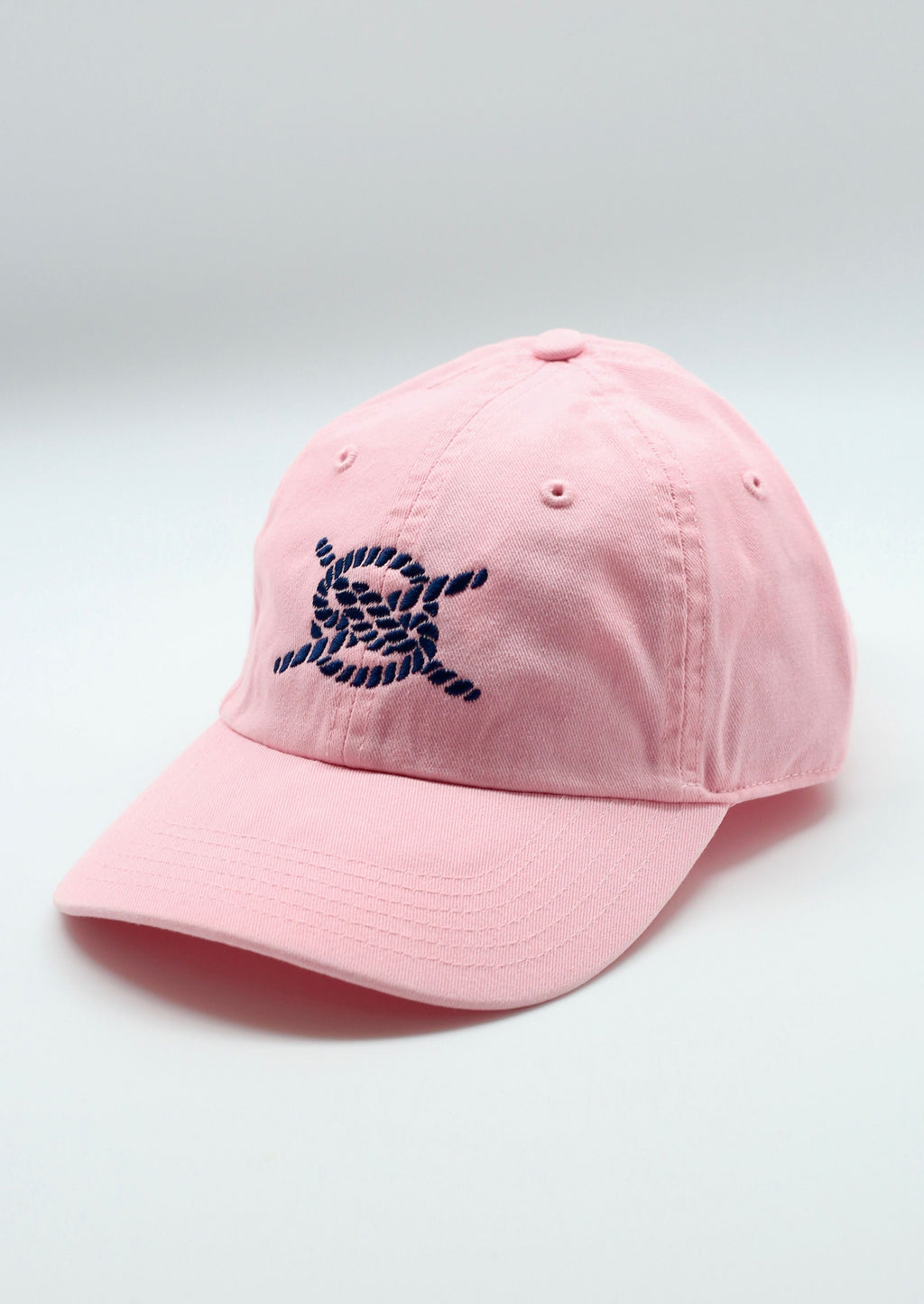 Lil' Daddy Hat- Pink/Navy