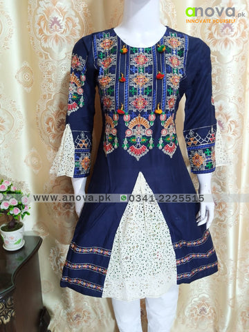 Fancy Embroided Three Piece Suit