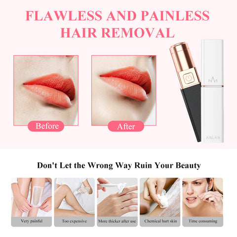 Flawless Facial hair remover Pakistan