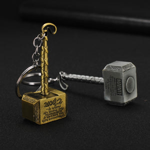 Thor Hammer Keychain New Style 2020