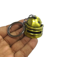 Load image into Gallery viewer, Level-3 Helmet Keychain New Style in 2020