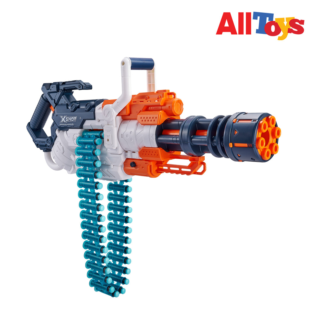 AllToys-X-SHOTS 36382 EXCEL - CRUSHER