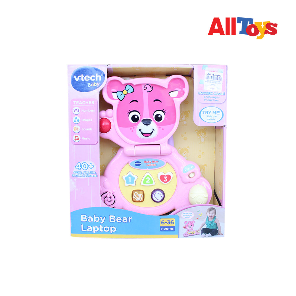 AllToys - Vtech Baby Bear Laptop