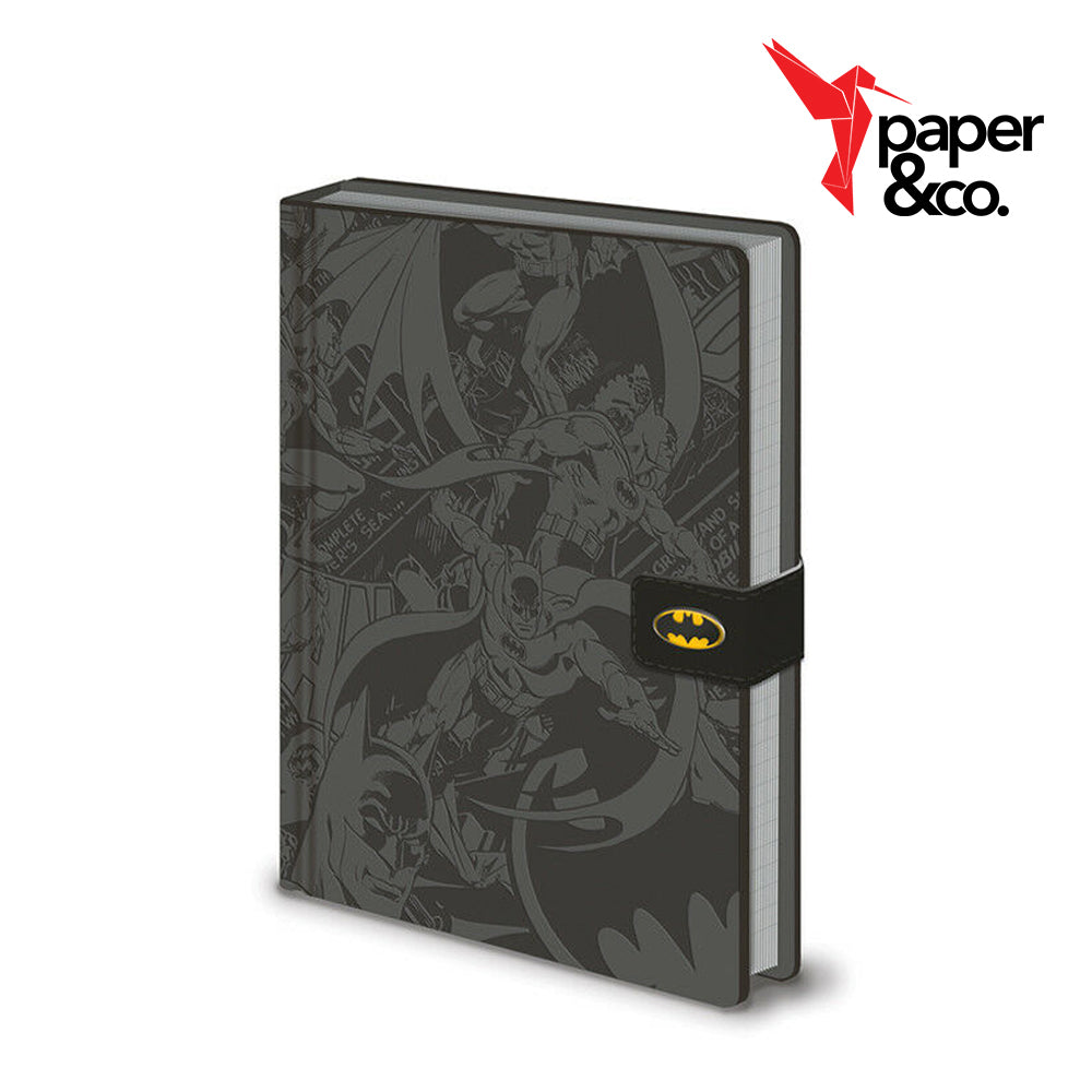 Paper&Co. - DC Original Batman Montage A5 Notebook