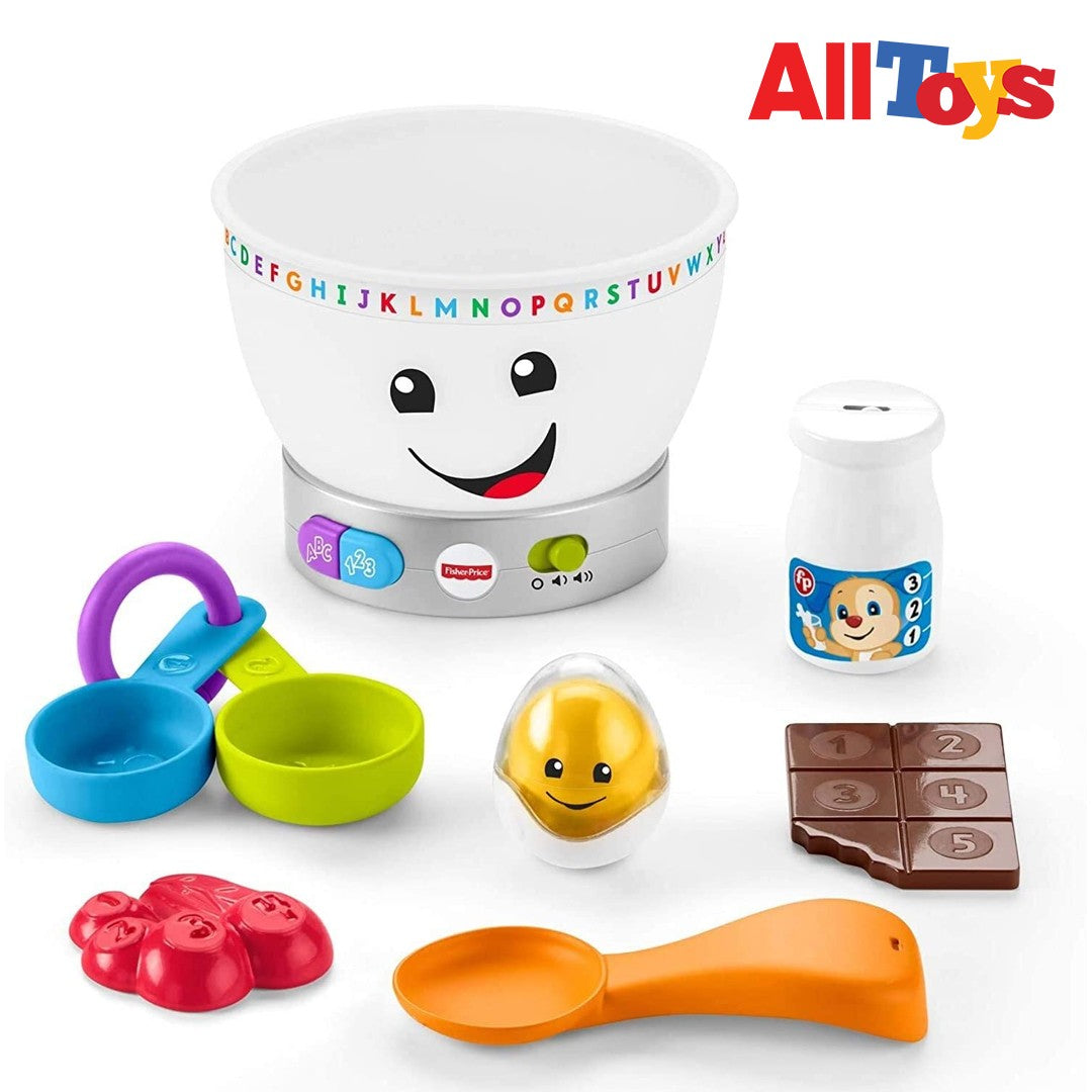 Fisher-Price Mixing Bowl