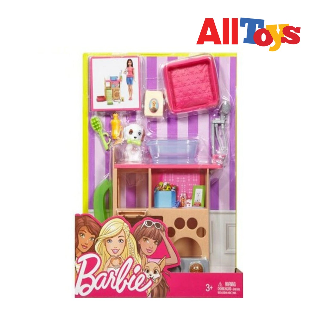 Barbie Indoor Accessories Play Set