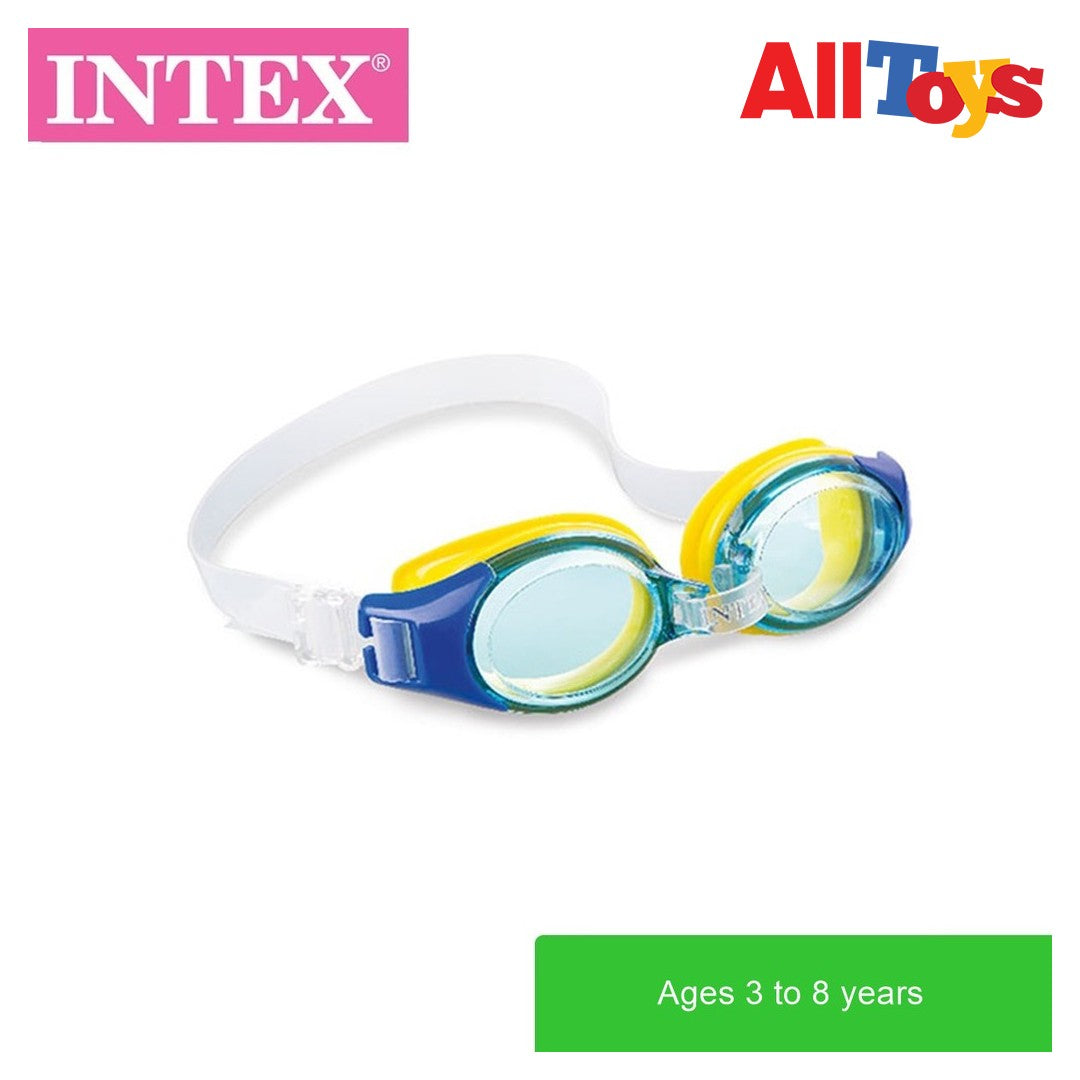 Junior Goggles, Ages 3-8