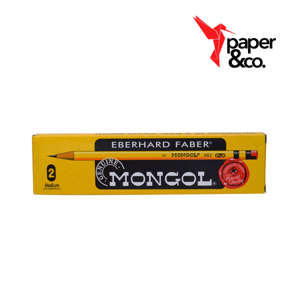 Paper&Co. - Mongol No. 2 Pencil