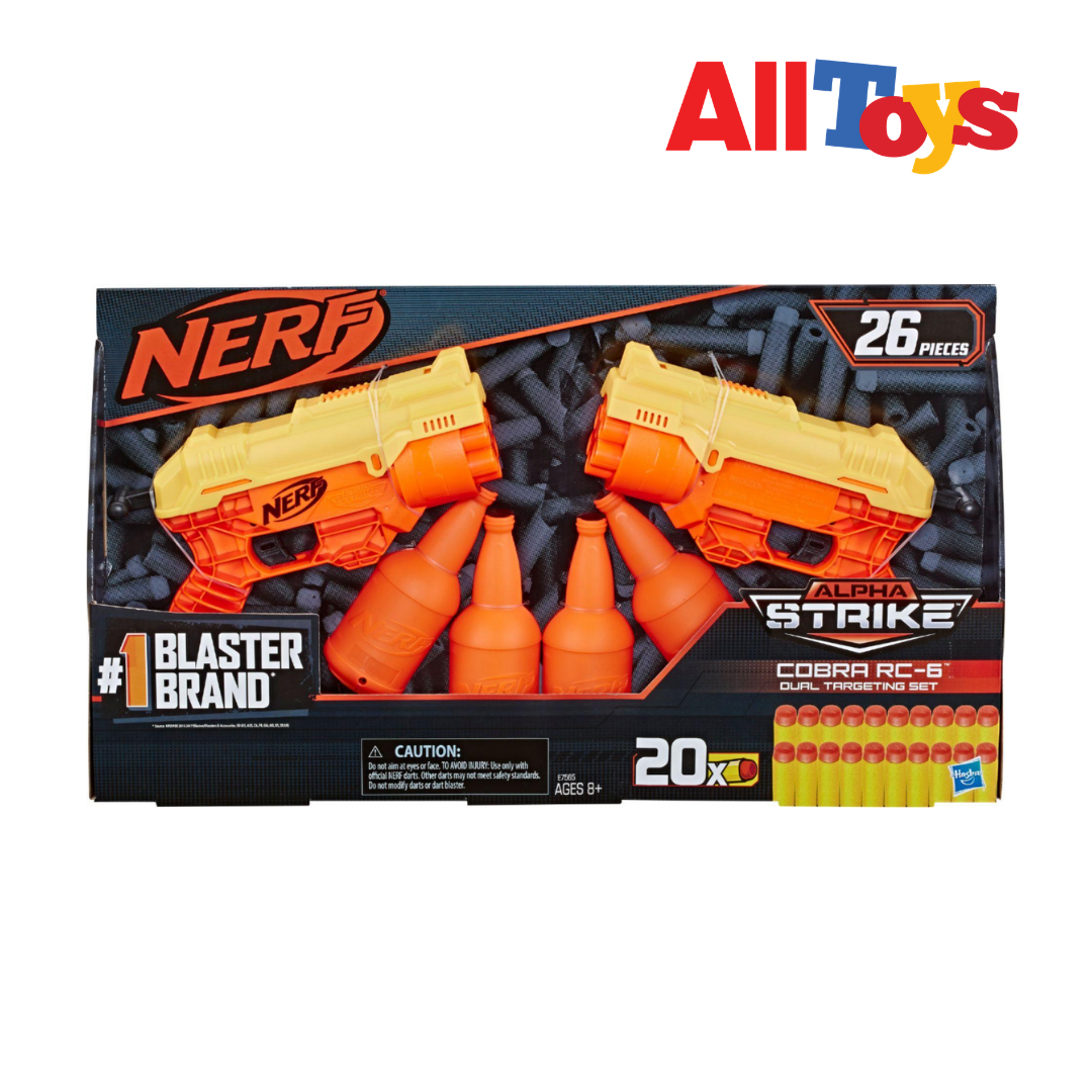 Nerf Alpha Strike Fang