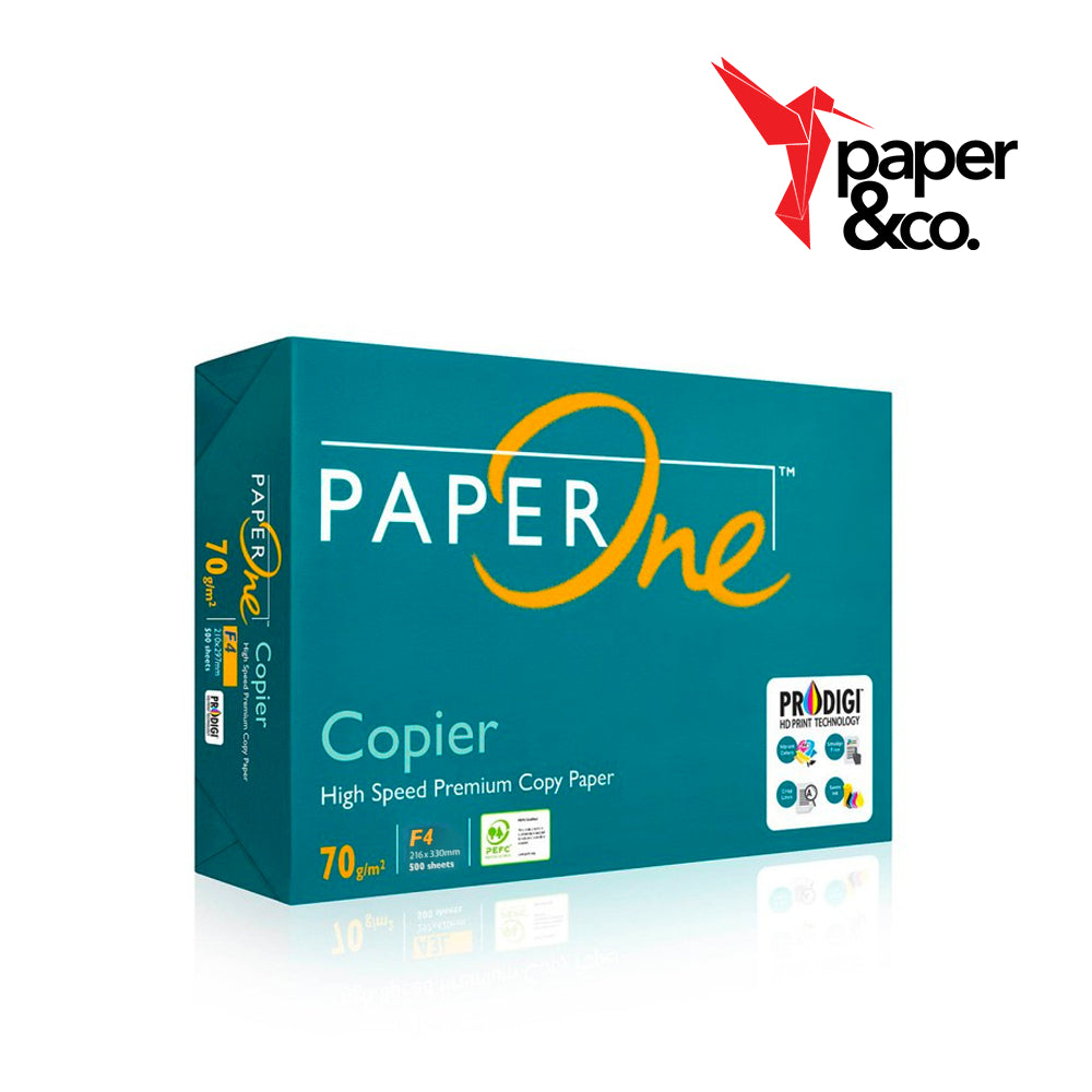 Paper&Co. - PaperOne Copier 70gsm F4/Long