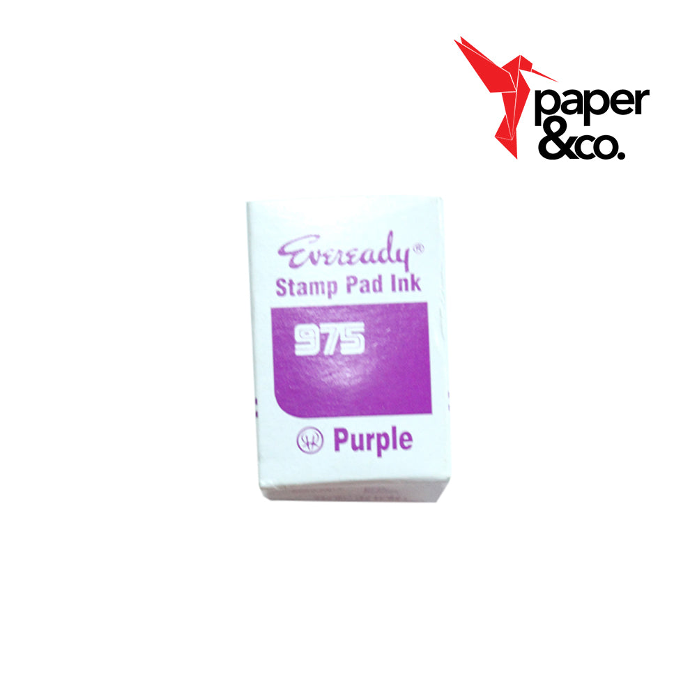 Paper&Co - Stamp Pad Purple