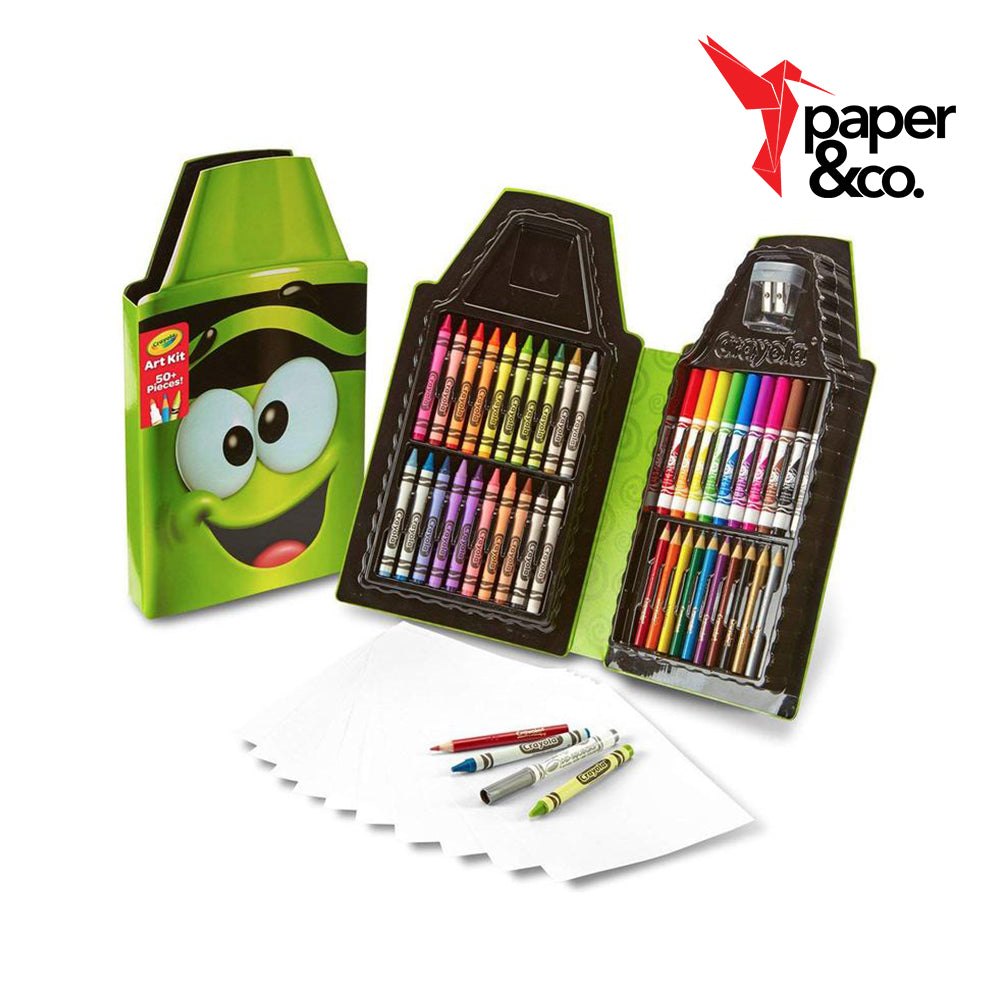 Paper&Co. - Crayola Tip Tool Kit Electric Lime