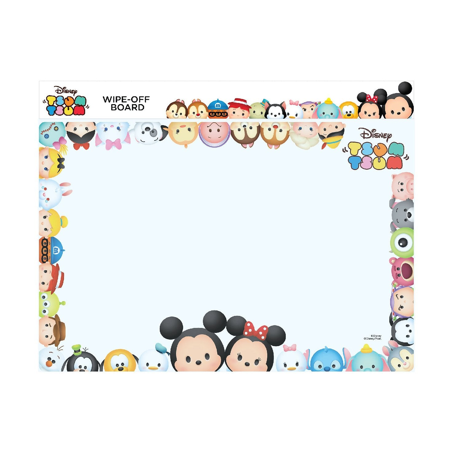 Tsum Tsum Wipe-off Board