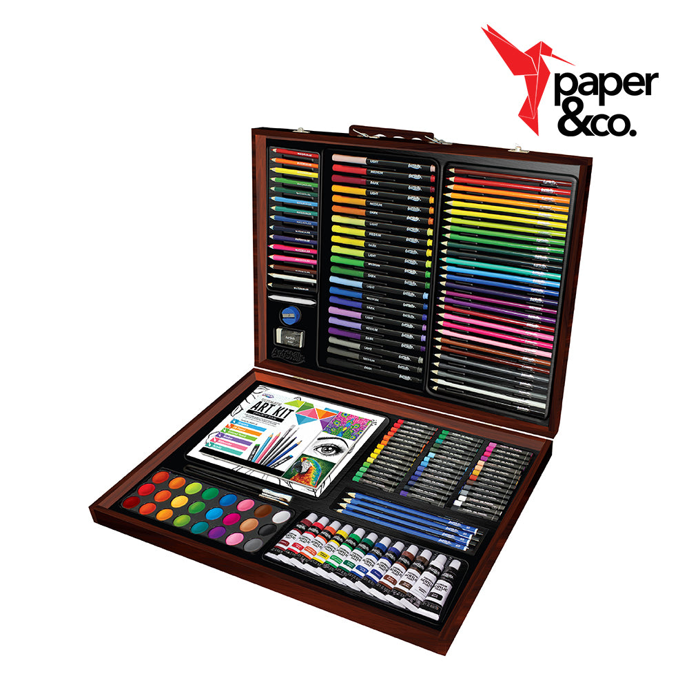 Paper&Co. - Crayola Ultimate Art Supplies Kit