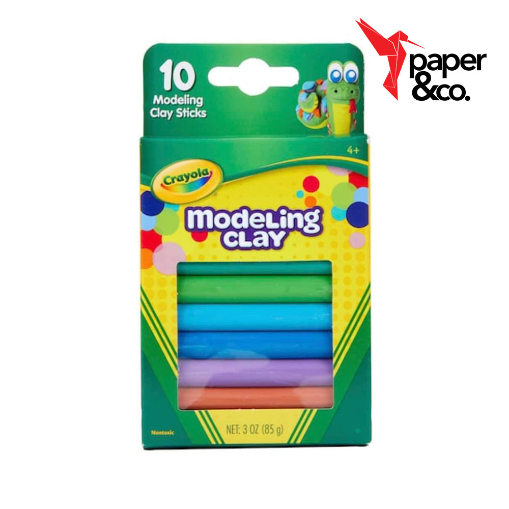 Paper&Co. - Crayola Modelling Clay 10s