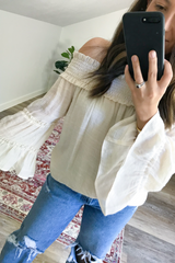Elle Bell Sleeve Top
