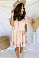 Pink Paloma Dress
