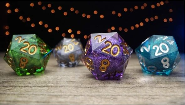 【Buy 50% off】Gem dice set.BUY TWO , GET FREE SHIPPING