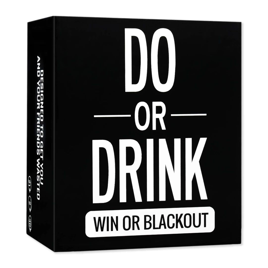2020 The latest Do or Drink -English party game card (50% off only for today)