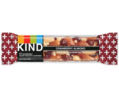 Bar, Kind, Cranberry Almond - 12/1.4oz