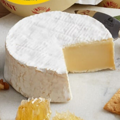 Cheese, Brie - 2.2 LB Wheel