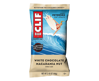Bar, Clif, White Chocolate Macadamia Nut - 12/2.4oz