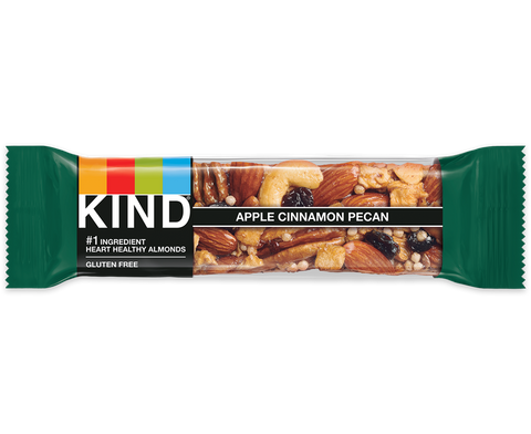 Bar, Kind, Apple Cinnamon Pecan - 12/1.4oz