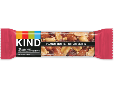 Bar, Kind, Peanut Butter & Strawberry - 12/1.4oz
