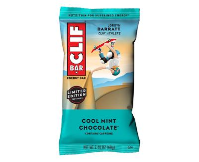 Bar, Clif, Cool Mint - 12/2.4oz