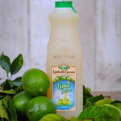 Juice, Lime, Lambeth Groves - quart
