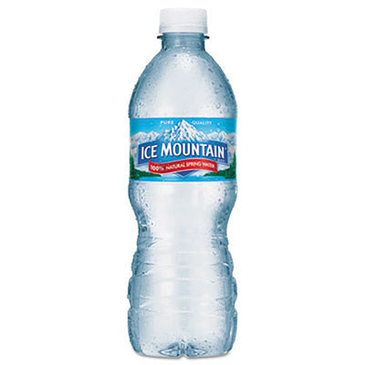 Water, Ice Mountain Bottled 24/16.9oz