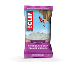 Bar, Clif, Chocolate Chip Peanut Crunch - 12/2.4oz