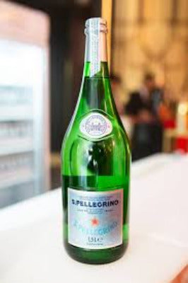 Water, San Pellegrino - 12/25oz bottles