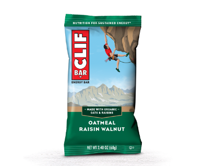 Bar, Clif, Oatmeal Raisin Walnut - 12/2.4oz