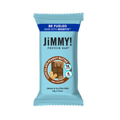 Bar, JimmyBar, Chocolate Peanut Butter - 12/2.05oz