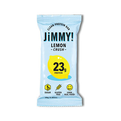 Bar, JimmyBar, Lemon Crush - 12/2.05oz