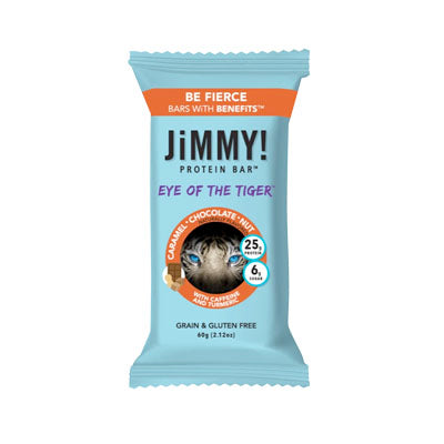 Bar, JimmyBar, Eye of the Tiger- 12/2.12oz