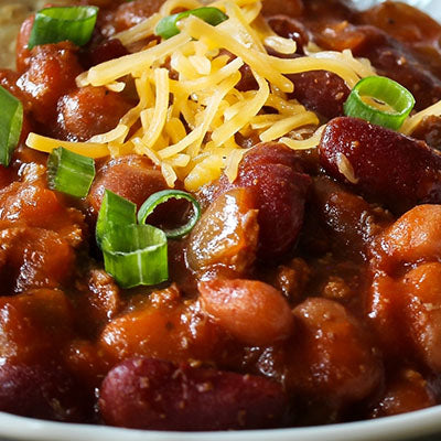 Beans, Chili, Canned - 111oz