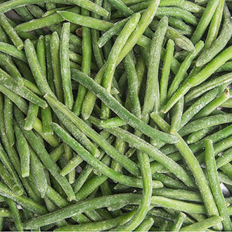 Beans, Green, Frozen Whole - 2LB