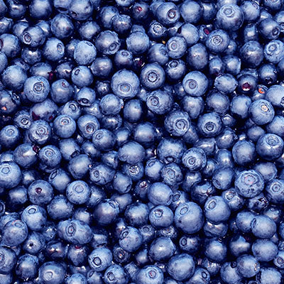 Berries, Blueberries, Organic - package