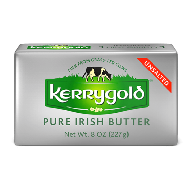 Butter, Kerrygold Irish, Unsalted - 8oz