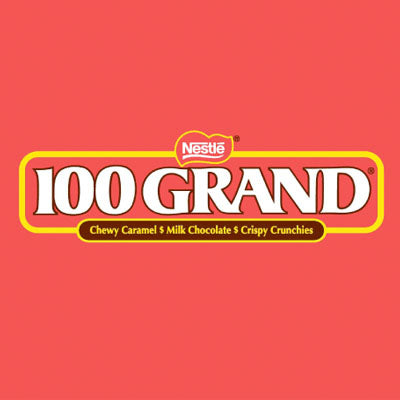 Candy, 100 Grand - 1.5oz/36ct