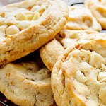 Cookies, Raw Dough, White Chocolate Macadamia Nut - 96/2.5oz