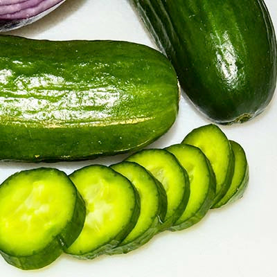 Cucumber, Seedless - each