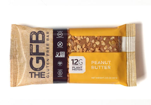 Bar, GFB, Peanut Butter - 12ct