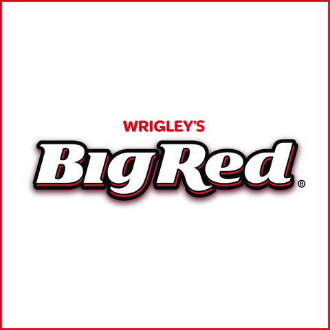 Gum, Wrigley Big Red 5-stick/40ct