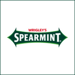 Gum, Wrigley Spearmint 5-stick/40ct