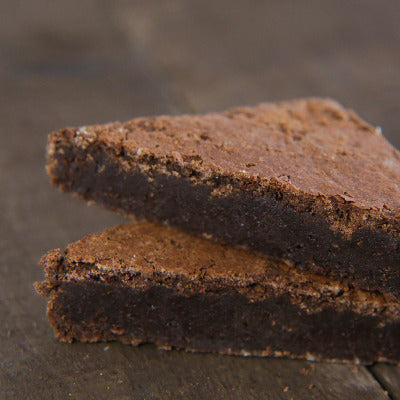 Baked Goods, Fudge Brownie, Half Sheet, Gluten Free - 4/6.25LB